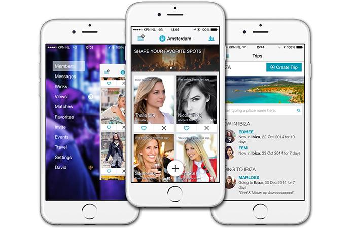 unabhängige Dating-App